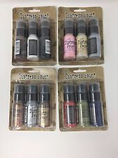 DISTRESS PAINT by Tim Holtz for Ranger NEW MIP - Choose Colors 3 pack