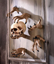 Creepy Spooky Hand Wall Hangers Clawing or Grabbing HALLOWEEN HOME DECORATIONS