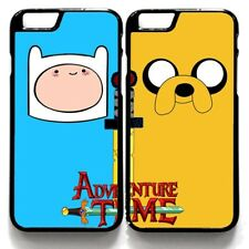 Lovers Adventure Time with Finn and Jake Confidante Case Cover For iPhone 6s 7