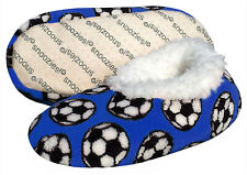 Snoozies Soccer Slippers/foot coverings