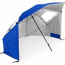 NEW - Super-Brella - Portable Sun and Weather Shelter Sun Shade Outdoor events S