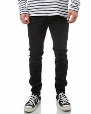 New Neuw Men's Iggy Skinny Mens Jean Cotton Polyester Black