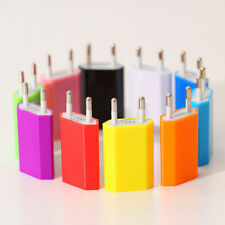 Micro USB EU Plug Charger Travel Wall Power Adapter For iPhone 6 7 iPod Samsung