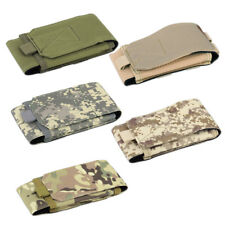 Tactical Military Army MOLLE  Phone Pouch Case Belt Bag For Smartphone Outdoor