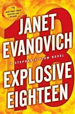 Explosive Eighteen No. 18 by Janet Evanovich (2011, Hardcover) First Edition