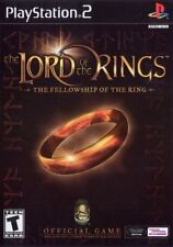 Lord of the Rings The Fellowship of the Ring PS2 Complete CIB Tested