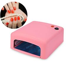 Professional 36W 110V UV Lamp Light Nail Dryer For Gel Polish Curing US Plug