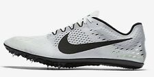 Nike ZOOM VICTORY-3 WOMEN'S RACING SPIKE White/Volt/Black- US 11.5,12,12.5 Or 13