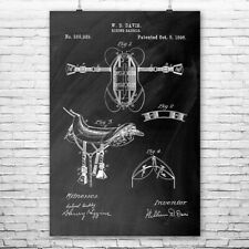 Horse Riding Saddle Poster Patent Print Gift Horse Saddle Equestrian Gift Cowboy