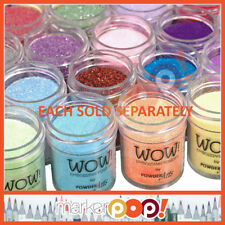 WOW! Embossing Powder 15ml Single Bottle Collection