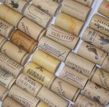 Synthetic USED Wine Corks Lot of 5 10 30 50 100 Recycled Upcycled Craft Project