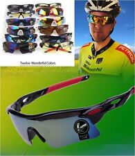 New Sunglasses Cycling Eyewear Glasses Bike Sports Goggles Outdoor Bicycle Lens