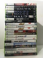 Xbox & Xbox 360 Games - Functional and In Good Condition  - Free Shipping