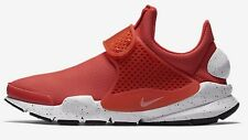 Nike SOCK DART PREMIUM WOMEN'S SHOE Max Orange/Black/White-Size US 9,10,11 Or 12