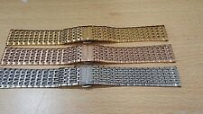 22mm GENTS WATCH STRAP FOR LONGINES,NEW
