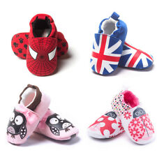 Mixed Color Infant Newborn Toddler Cotton Girl Boy Baby Crib Shoes Soft Sole Pre