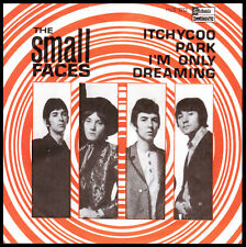 SMALL FACES T-SHIRT. Mod, scooter, 60's pop.