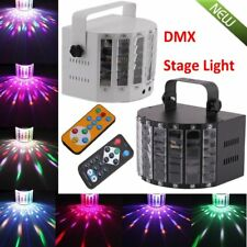 DMX512 LED RGBWY Sound Active Laser Projector Strobe Stage LightParty KTV DJ EK