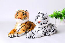 Cute Tiger Animal Soft Stuffed Plush Toy Pillow Children Kids Baby Gifts Exotic^