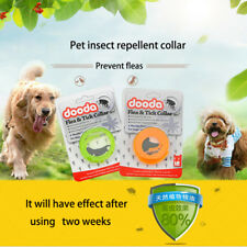 Pustor Dog Flea Tick Collar for Pet Flea and Tick Prevention Non-Toxic Natural