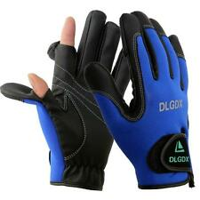 High Quality Men Winter Fly carp spinning feeder Fishing Gloves gloves Brand New