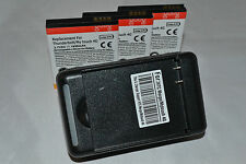 HTC Thunderbolt Battery x 1 2 3 or Charger Replacement for 35H00142 ADR6400