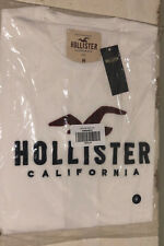 NWT HOLLISTER By Abercrombie Men 's Muscle Slim Fit Hammerland T Shirt Tee Size