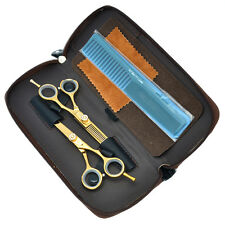 "5.5"" 6"" Barbers Hair Shears Cutting Scissors&Thinning Scissors Styling Hair Tool"