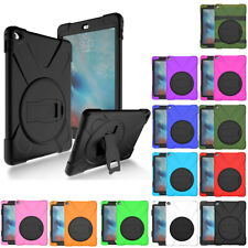Shockproof Rugged Stand Case For Apple iPad Air 1st Gen / Air 2 Screen Protector