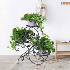 9 Types Metal Plant Flower Pot Stand Holder Rack For Home Garden Ceremony Party