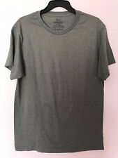Fruit of the Loom Mens  Easy Care Crew T-shirt Small,Medium,Large Grey Cotton
