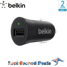 BELKIN MIXITUP METALLIC CAR CHARGER, 2YR WTY