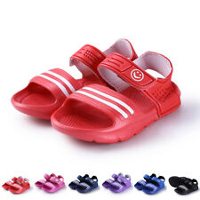 Boys Girls Baby Kids Children Summer Beach Casual Walking Sports Sandals Shoes
