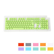 104 keys PBT keycaps Backlit Double-shot Keycaps for Mechanical Cherry MX Colors