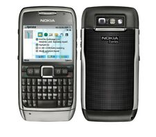 Cheap Unlocked Original Nokia E71 Mobile Cell Phones QWERTY Keyboard 3.2MP WiFi