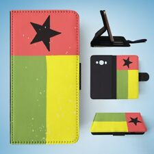 GUINEA COUNTRY FLAG FLIP WALLET CASE COVER FOR SAMSUNG GALAXY J5(2016)