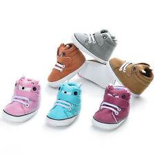 Baby Infant Girls Boy Newborn Soft Sole  Toddler Boots Snow Booties Crib Shoes
