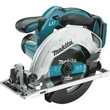 Makita XSS02Z 18V LXT Lithium-Ion Cordless Circular Saw 6-1/2-Inch Tool Only NEW