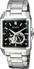Bulova Corporation 96A194 Mens Automatic Stainless Steel Casual Watch