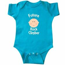 Inktastic Future Rock Climber Gift Infant Creeper Climbing Cute Kids Childs Baby
