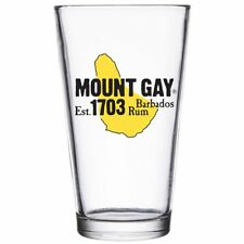 Mount Gay® Rum Pint Glass