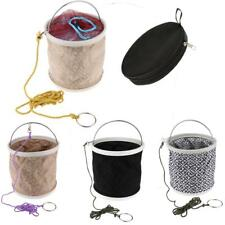 Collapsible Bucket Water Container Outdoor Camping Fishing Folding Bucket