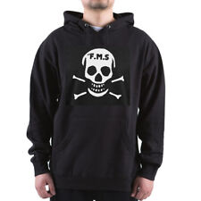 BRAND NEW W/ TAGS Famous Stars & Straps SKULL CHARGE Hoodie BLACK LARGE LIMITED
