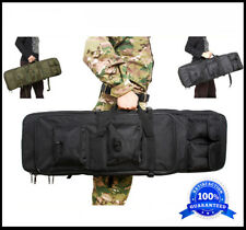 "Tactical Double Padded Carbine Rifle Range Gun Case Bag Carbine 33"" 39"" 47"" New"