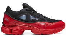 Raf Simons x adidas MEN'S LOW TOP OZWEEGO SNEAKER Black/Red- US 7, 7.5, 8 Or 8.5
