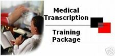 Medical Transcription Training CD Complete Course with Practice Dictation & Key