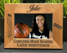 Girl's Basketball // Personalized Engraved // Photo Frame // Picture Frame