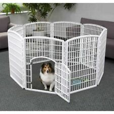 Pet Dog Cat Cage Crate Playpen Kennel Bed Cushion Warm Soft Cozy House Large New