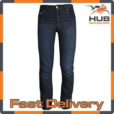 Bull-it Mens SR6 Italian Slim Fit Motorcycle Covec Jeans - Blue Regular