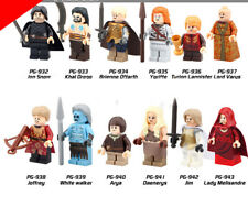 Game of Thrones Minifigures Blocks Building Toys Compatible With Main Brand